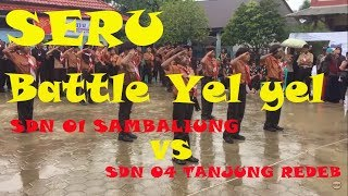 Download lagu FINAL BATTLE YEL YEL ( SDN 01 Sambaliung VS SDN 04 Tanjung Redeb ) #Galaksi