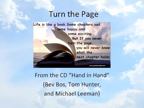 Bev Bos: Turn The Page