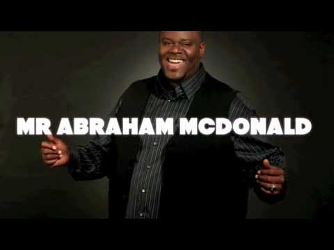 Island/Def Jam Recordings artist Abraham McDonald, as featured in DaVita Magazine