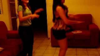 haisa e barbaraa dançandoo acererree k k k