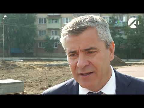 Парк отдыха в Трусовском районе благоустроят к декабрю 2019 года