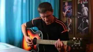 Как играть Тараканы - Я СМОТРЮ НА НИХ (Урок на песню)