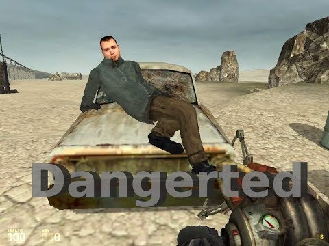 Half-Life 2 Beta: Dangerted (2002)