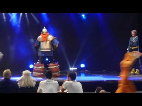 related image - Festival Mangalaxy 2016 - Concours Cosplay Dimanche - 01 - Naheulbeuk - Le nain