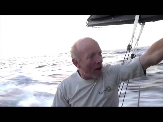 31 January 2013 - Mike Golding Update from the Vendée Globe