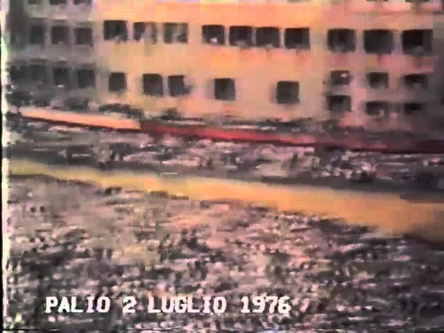 Palio 2 luglio 1976