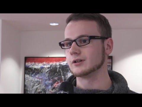 Herman Hollerith Zentrum (HHZ) - Interview einem Studierenden