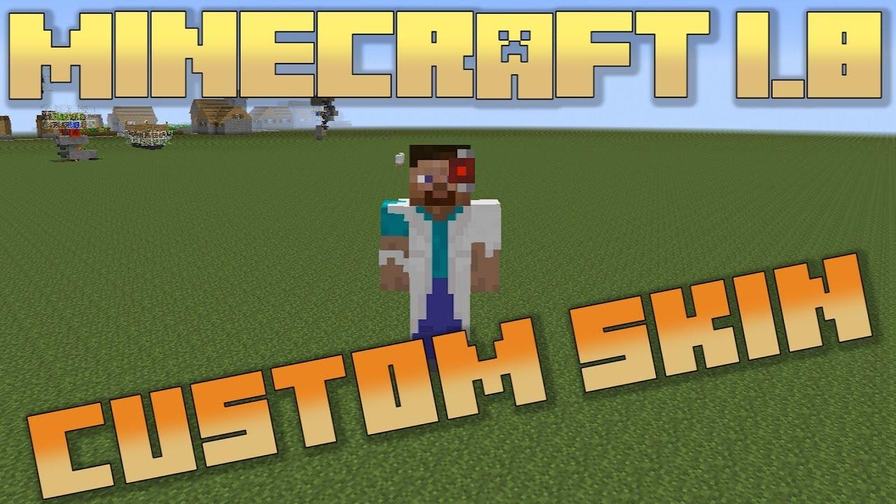 Minecraft 9.9: Player Skin Editing - Tutorial & Downloads