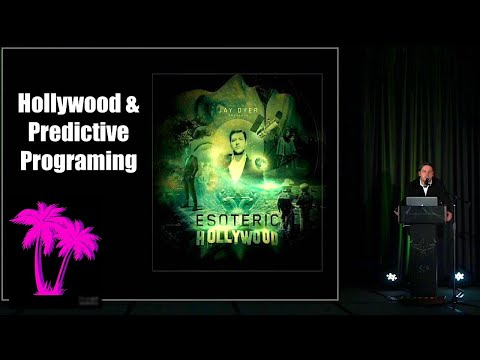 Jay Dyer - Hollywood Predictive Programming and the Secret Space Agenda