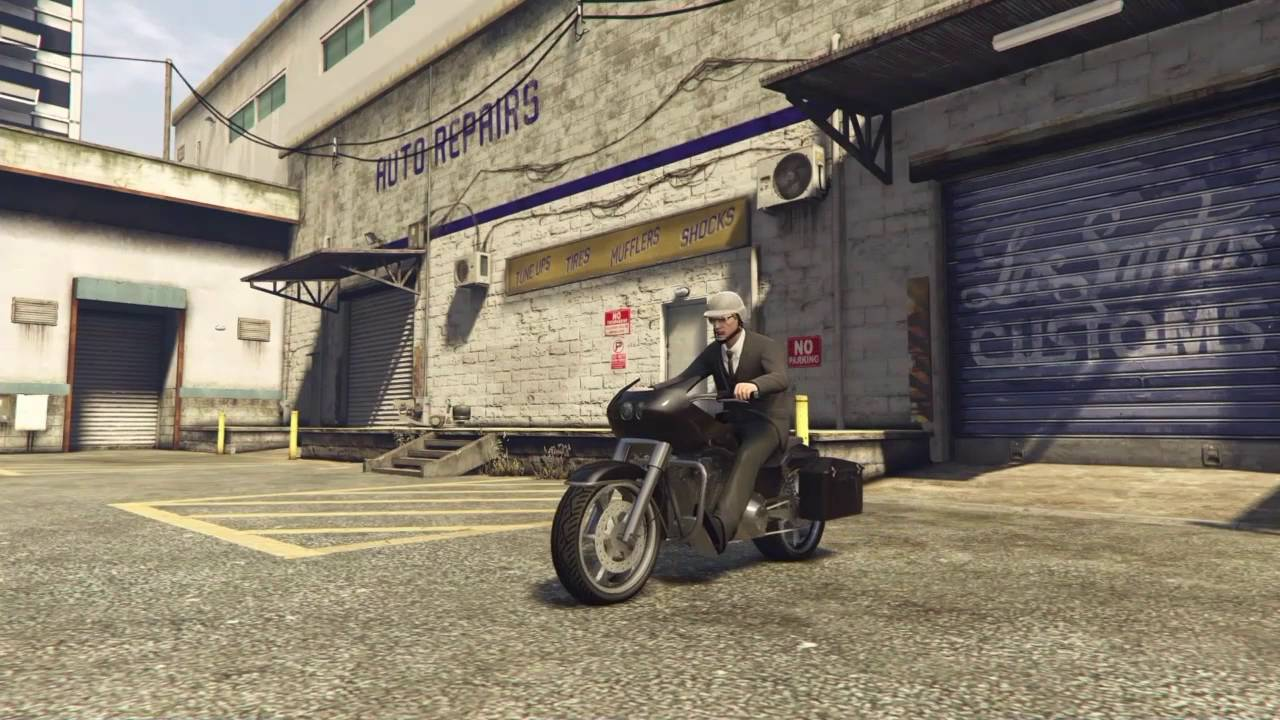 GTA V online : Rare Motorcycle Western Bagger and Vader ...