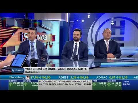 Bloomberg TV - İş Dünyası - 20.10.2017