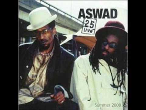 Aswad -   On & On   Don't turn Around Shine    2000