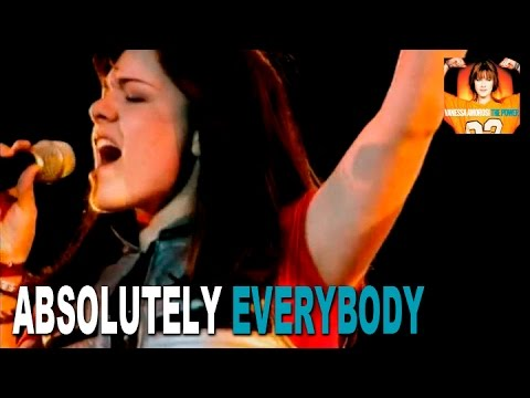 Vanessa Amorosi   Absolutely Everybody   Millenium Version