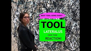 lateralus by tool reaction / review - is lateralus the best metal song.. ever?