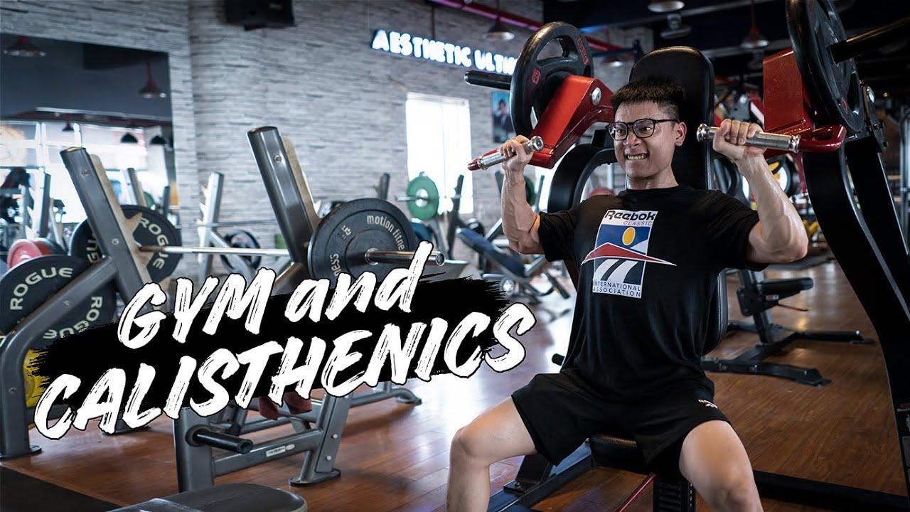 So sánh giữa Gym và Calisthenics   Tập thế nào hay hơn   SHINPHAMM