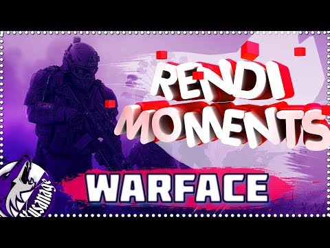FACEIT + Praki / Warface Moments / Rendi