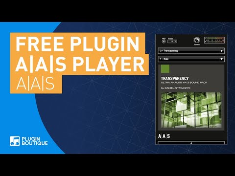 FREE VST PLUGIN & Presets   A A S Player & 2 Free Preset Packs   Applied Acoustics Systems