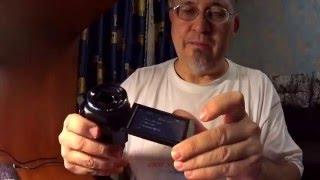 Настройка потокового вещания на камере SONY CamCoder HDR-CX620