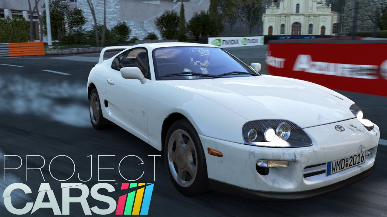 project cars toyota supra mod youtube. Black Bedroom Furniture Sets. Home Design Ideas