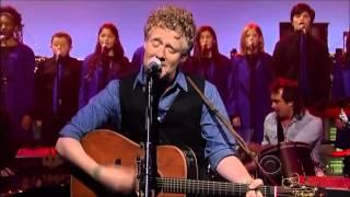 Glen Hansard - This Gift [hd] 8/13/2012 David Letterman
