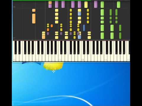 pinball wizard karaoke songs NifterDotCom [Piano tutorial by Synthesia]