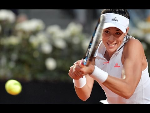 2017 Internazionali BNL d'Italia Quarterfinals | Garbine Muguruza vs Venus Williams | WTA Highlights