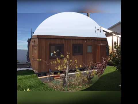 Casas de madeira m veis modulares habim vel youtube Casas prefabricadas de ocasion particulares