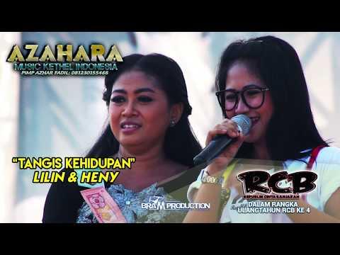 Tangis Kehidupan Lilin & Henny - AZAHARA HUT RCB KE4 2017