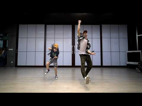LAY - I Need You - Choreography by Jow Vincent ft. Sinostage Amy (age 9)
