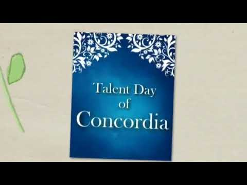 Invitation video of School Annual day | Concordia Montessori and Pre School