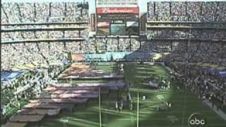 CELINE DION - God Bless America (Superbowl 2003)
