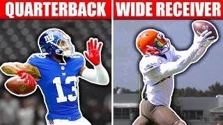 NFL Players FORCED To Change Positions (Odell Beckham Jr, Julian Edelman, Richard Sherman)