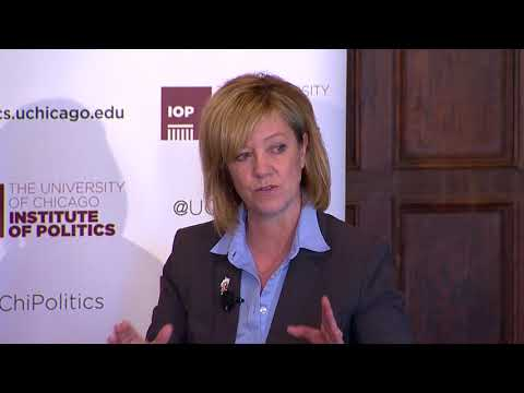 Republican Candidate for Illinois Governor Jeanne Ives