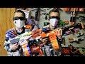 Nerf War:  Omni Squad 2