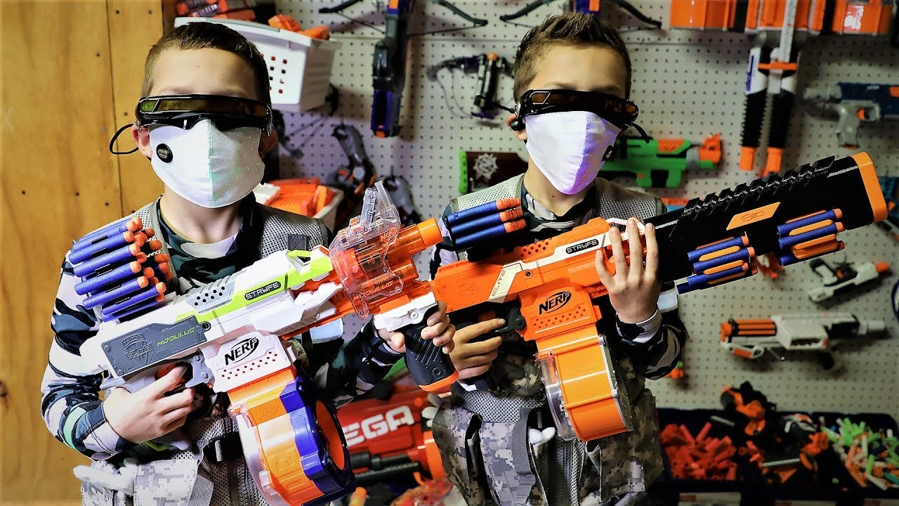 Download Nerf War : Omni Squad 2
