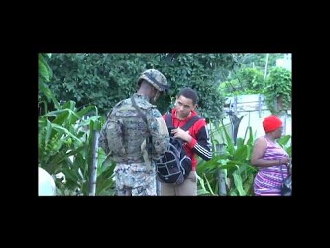 euronews (deutsch): Jamaika verhängt Ausnahmezustand über Montego Bay