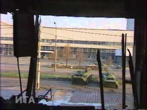 Октябрь 1993 года. Подборка ТВ.