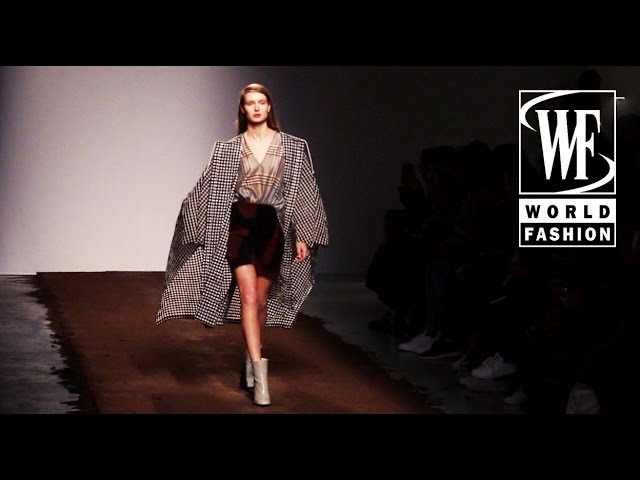 Сhristian Wijnants Fall-Winter 15-16 Paris Fashion Week
