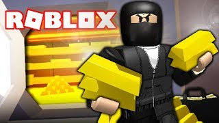 THE BIGGEST ROBBERY IN JAILBREAK HISTORY! ( A Roblox Jailbreak MOVIE)