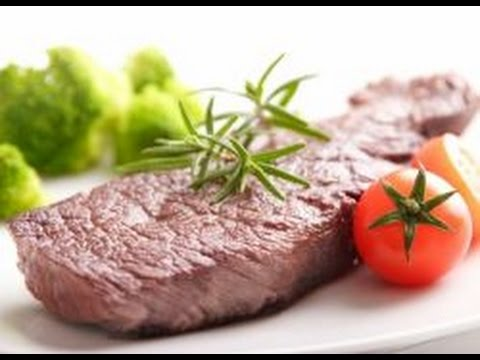 Диетическая постная говядина в духовке. http://okaybeauty.ru/