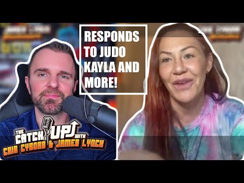 Cris Cyborg responds to Judo Kayla, Talks Bellator MMA on Showtime and Bareknuckle boxing