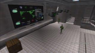 GoldenEye 007 N64 - Bunker I - 00 Agent (Real N64 capture)