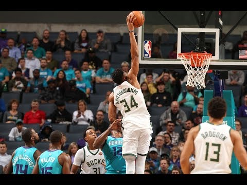 LeBron James, Giannis Antetokounmpo, and the Best Plays from Wednesday Night | November 1, 2017