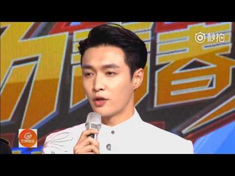 170504 EXO Lay Zhang Yixing 张艺兴 @  Yixing's Interview