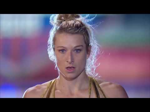 American Ninja Warrior 2018 — Jessie Graff At The Miami City Qualifiers