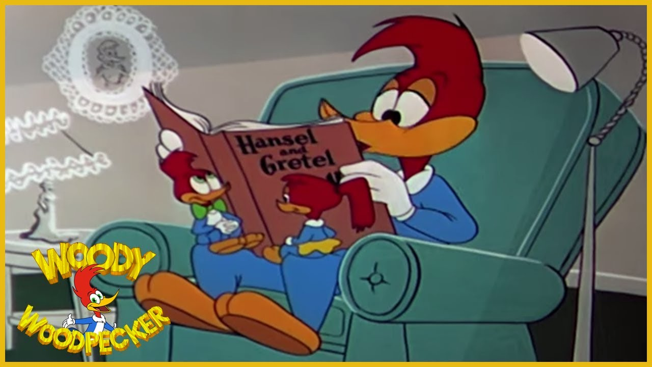Woody Woodpecker | Get Lost | Full Episodes