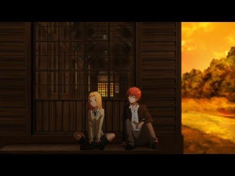 аниме клип - малолетняя любовь (Карма и Рио)