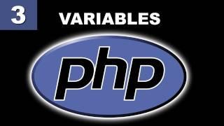 Tutorial PHP - 3. Variables y sus Tipos