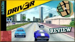 Driv3r / Driver 3 - on the GBA - with Commentary !!