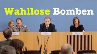 Komplette Bundespressekonferenz vom 5. April 2017